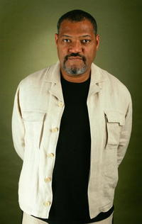 Laurence Fishburne at the CineVegas Film Festival in Las Vegas.