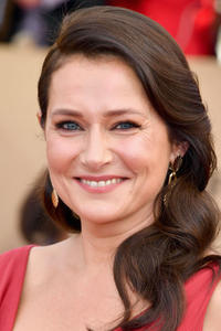 Sidse Babett Knudsen at the 23rd Annual Screen Actors Guild Awards in Los Angeles.