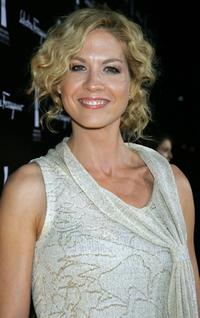 Jenna Elfman at the Rodeo Drive walk of style awards ceremony.