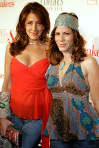 Joely Fisher and Tricia Leigh Fisher at the Life & Style Magazine's Stylemakers 2005.