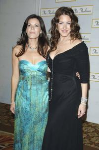 Tricia Leigh Fisher and Joely Fisher at the 51st Annual Thalians Ball.