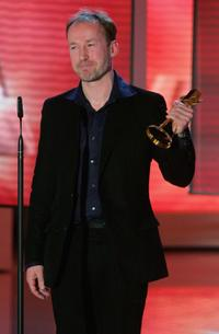 Ulrich Noethen at the Goldene Kamera Awards.