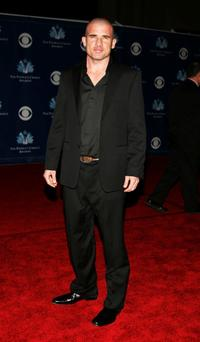 Dominic Purcell at the 32nd Annual People's Choice Awards.