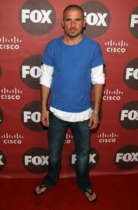 Dominic Purcell at the Fox Fall Eco-Casino party.