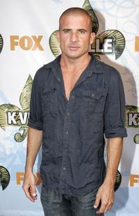Dominic Purcell at the premiere of