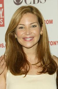Jennifer Westfeldt at the 2004 Tony Awards Nominees Press Reception.