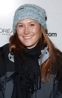 Schuyler Fisk at the Entertainment Weekly's celebration of the 2007 Sundance Film Festival.