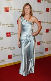 Schuyler Fisk at the 12th Annual Art Directors Guild Awards.