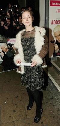 Tara Fitzgerald at the UK Premiere of