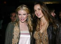 Kam Heskin and Cheyenne Silver at the after party of the premiere of
