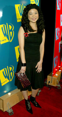 Keiko Agena at the WB Networks 2004 All-Star Winter Party in California.