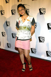 Keiko Agena at the WB 2005 Television Critics Winter Press Tour Party in California.