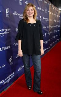 Colleen Fitzpatrick at the premiere of