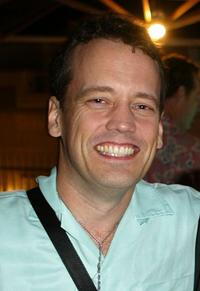 Dee Bradley Baker at the Twentieth Century Fox Television's New Season party.
