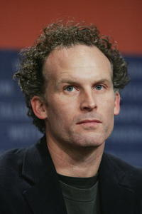 Matthew Barney at the Berlin's international film festival.
