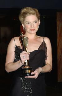 Eva Birthistle at the Irish Film and Television Awards.