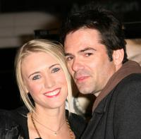 Billy Burke and Guest at the premiere of