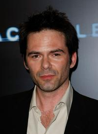 Billy Burke at the premiere of