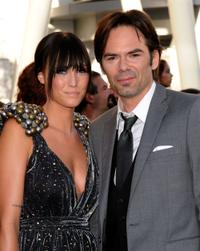 Pollyanna Rose and Billy Burke at the California premiere of