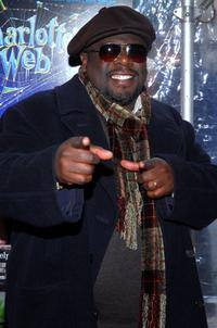 Cedric The Entertainer at the Screening of