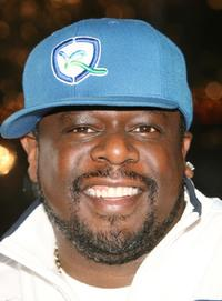 Cedric the Entertainer at the film premiere of