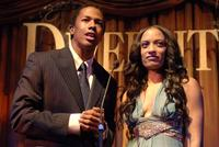 Nick Cannon and Melissa DeSousa at the MMPA's 13th Annual Diversity Awards.