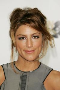 Jennifer Esposito at the Conde Nast Media Group's Fourth Annual Fashion Rocks Concert.