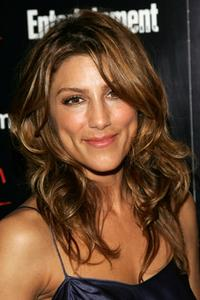 Jennifer Esposito at the Upfront Party hosted by Entertainment Weekly and Vavoom.