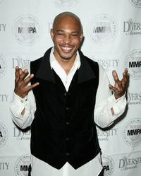 Sticky Fingaz at the Annual Diversity Awards.