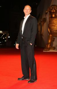 Benno Furmann at the premiere of