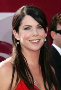 Actress Lauren Graham at the 57th Annual Emmy Awards in L.A.