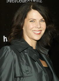 Actress Lauren Graham at the VIP Celebrity Party for the Rolling Stones in Hollywood.
