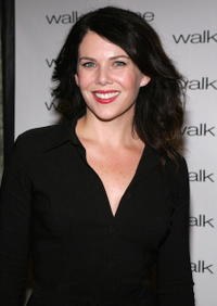 Actress Lauren Graham at the N.Y. premiere of