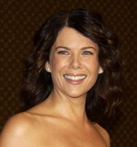 Actress Lauren Graham at the Louis Vuitton United Cancer Front Gala in Universal City.