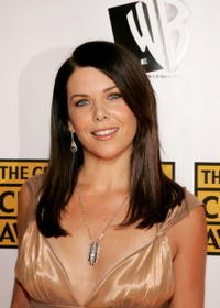 Actress Lauren Graham at the 10th Annual Critics' Choice Awards in L.A.