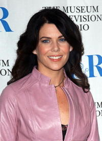 Actress Lauren Graham at the Museum of Television & Radio Presents