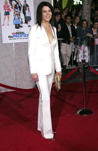 Actress Lauren Graham at the Hollywood premiere of