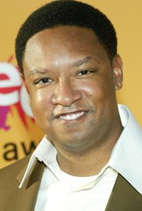 Reggie Hayes at the 2005 BET Comedy Icon Awards.