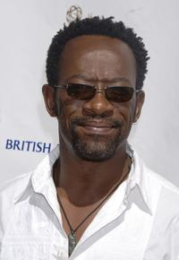 Lennie James at the 5th Annual Primetime Emmy Nominees BAFTA Tea Party.