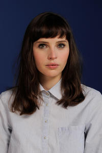 Felicity Jones at the 2011 Sundance Film Festival in Utah.