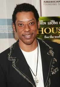 Orlando Jones at the screening of