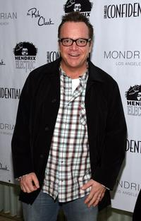 Tom Arnold at the LA Confidential Magazine's Annual Oscar Party.