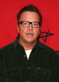 Tom Arnold at the Starz premiere party for its two new comedies,