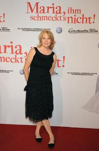 Maren Kroymann at the world premiere of