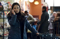 Sanaa Lathan as Aubrey Cheever in ``Contagion.''