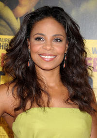 Sanaa Lathan at the New York premiere of