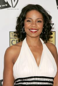 Sanaa Lathan at the 11th Annual Critics' Choice Awards.