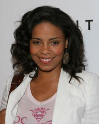 Sanaa Lathan at the Supergirl Collection Launch Party.