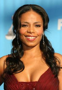 Sanaa Lathan at the 38th annual NAACP Image Award.