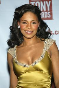 Sanaa Lathan at the 58th Annual Tony Awards.